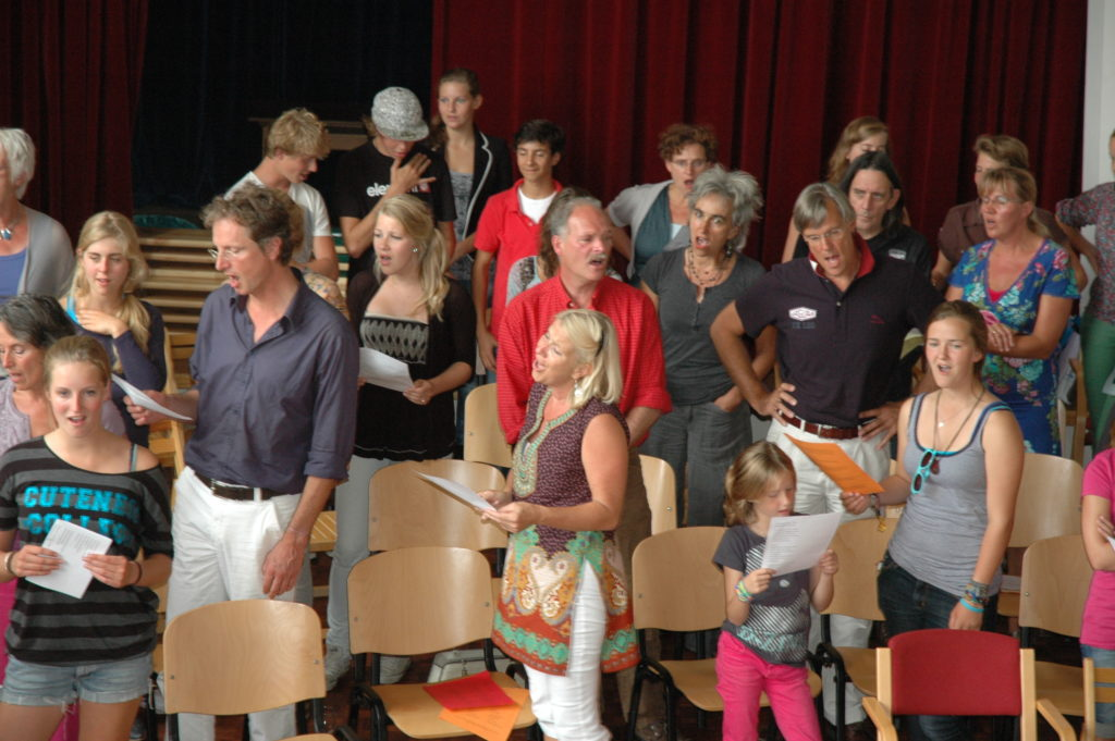 creative singing holiday workshops art summer schools classes accommodation vocal technique music france musical choir chorist singers amateur lot dordogne southwest aquitaine